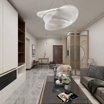 20万以上140平米三室两厅混搭风格客厅设计图