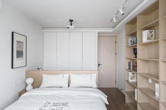 5-10万50平米小户型日式风格卧室装修图片大全