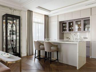 110平米三室两厅新古典风格厨房图片