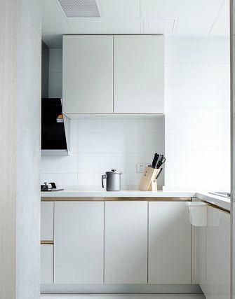 3万以下110平米三室两厅欧式风格厨房欣赏图