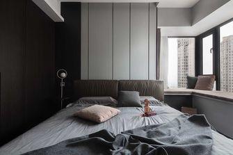 20万以上120平米三室两厅工业风风格卧室装修案例