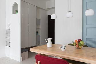 富裕型140平米三室三厅北欧风格餐厅图