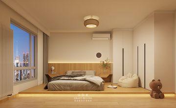 15-20万110平米北欧风格卧室设计图