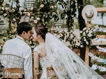 清设计 婚礼一站式服务 QING WEDDING BRIDE