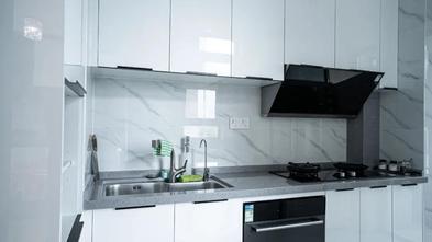 豪华型140平米三室一厅现代简约风格厨房图片