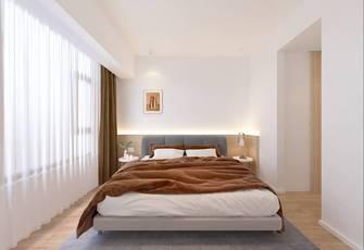 豪华型130平米四室两厅北欧风格卧室图片