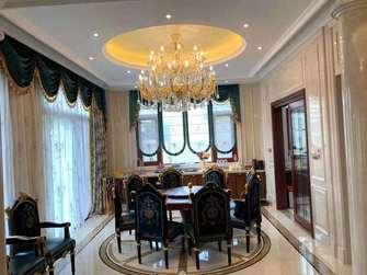 20万以上140平米四室三厅欧式风格餐厅装修效果图