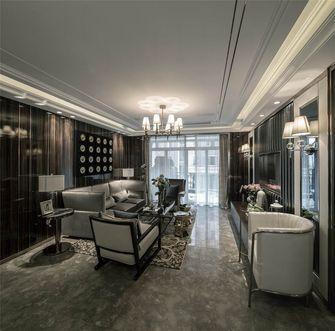 120平米四室两厅欧式风格客厅欣赏图