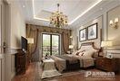 20万以上140平米别墅法式风格卧室装修效果图