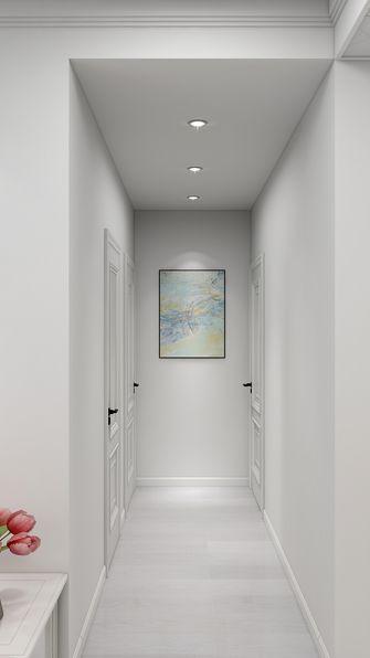 60平米新古典风格走廊图片