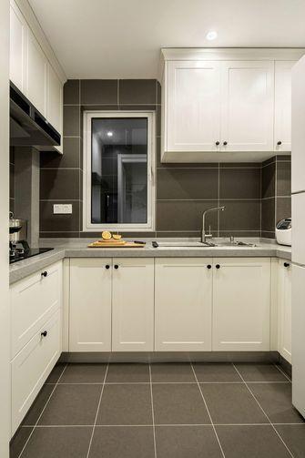 经济型90平米三欧式风格厨房装修案例