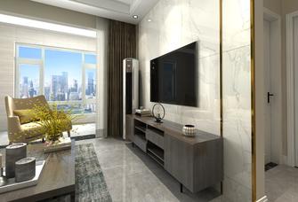 经济型130平米三室两厅欧式风格客厅设计图
