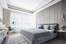 10-15万110平米三室两厅现代简约风格卧室图
