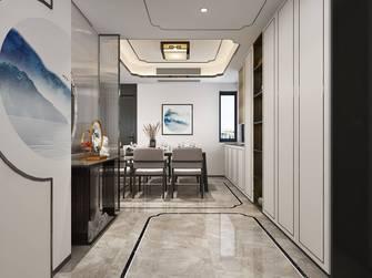 20万以上130平米三室两厅中式风格玄关图