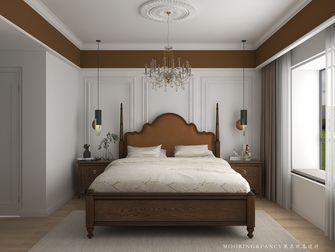 140平米别墅法式风格卧室效果图