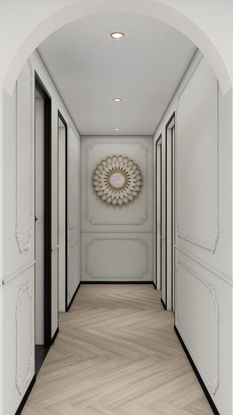 富裕型140平米四室两厅法式风格走廊装修案例