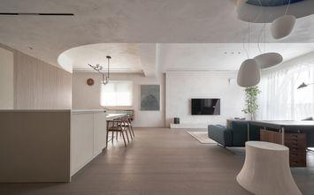 富裕型130平米四室两厅北欧风格餐厅效果图