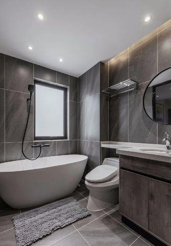 豪华型现代简约风格卫生间欣赏图