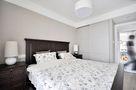 富裕型90平米美式风格卧室装修案例