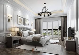 20万以上140平米别墅英伦风格青少年房效果图