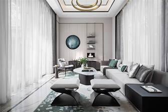 15-20万140平米三室两厅中式风格客厅图片大全