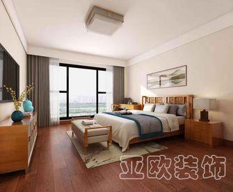 120平米四室两厅中式风格卧室装修案例