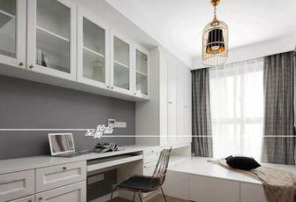 10-15万140平米四室两厅美式风格书房图片大全