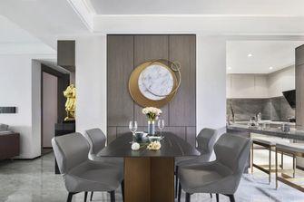 20万以上140平米四室三厅轻奢风格餐厅图片