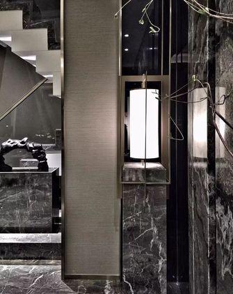 富裕型100平米三现代简约风格楼梯间装修效果图