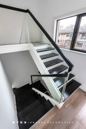 3万以下140平米四室三厅现代简约风格走廊设计图