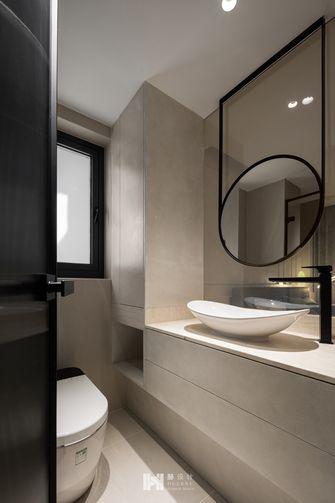 130平米三室两厅法式风格卫生间装修图片大全