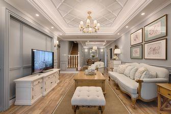 豪华型140平米三欧式风格客厅图片大全