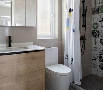 经济型90平米三现代简约风格卫生间装修效果图