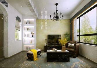 3万以下140平米三美式风格客厅装修图片大全