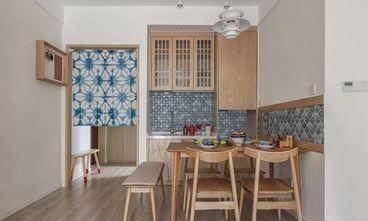 10-15万100平米三室一厅日式风格餐厅装修效果图