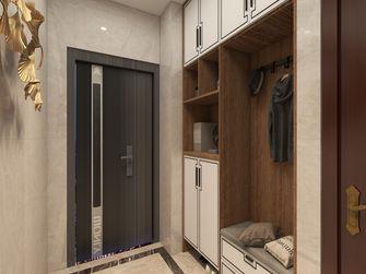 富裕型120平米三室两厅中式风格玄关装修效果图