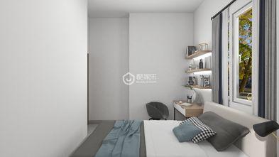 90平米四室两厅北欧风格青少年房效果图