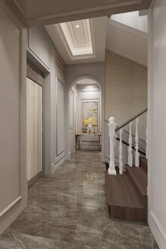 140平米别墅轻奢风格走廊图片