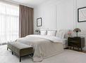 富裕型130平米四混搭风格卧室图片