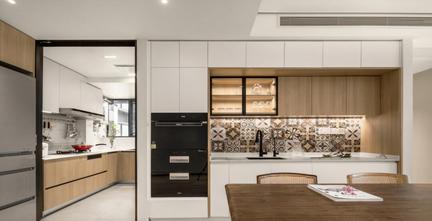 20万以上100平米四室一厅欧式风格厨房设计图