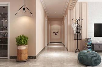 110平米四室两厅北欧风格走廊图