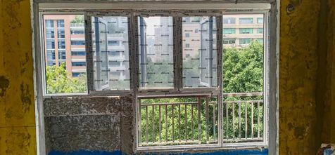 公装风格阳台效果图