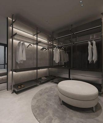 140平米四室两厅现代简约风格衣帽间图片