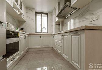 豪华型140平米三室两厅欧式风格厨房图片