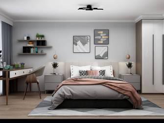 40平米小户型现代简约风格卧室装修效果图