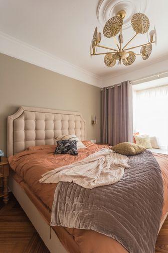 20万以上140平米三室两厅欧式风格卧室欣赏图