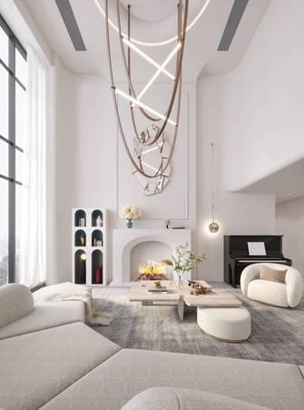 140平米法式风格客厅图片大全