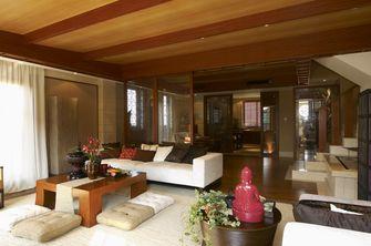 110平米三东南亚风格客厅图片