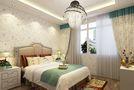经济型100平米田园风格卧室欣赏图