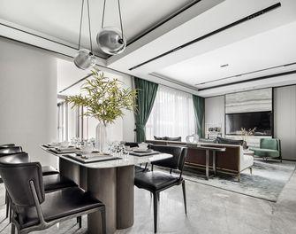 豪华型130平米三室两厅中式风格餐厅效果图